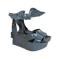 "Melissa ""wing"" by Vivienne Westwood"