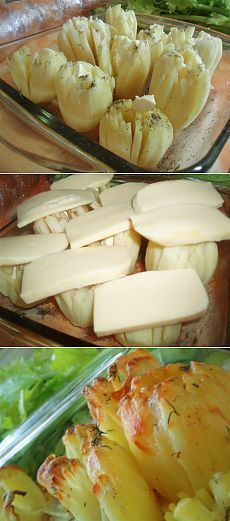 Картофель Дофинэ - Potatoes Daphne