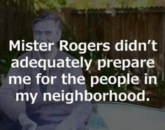 Thanks Mr. Rodgers