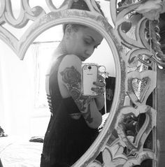Beautycrush In love with sammi's tattoos