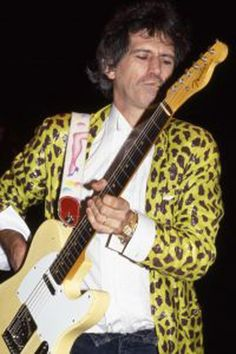 """""""Rock and roll ain't nothing but jazz with a hard backbeat."""" ― Keith Richards…"""