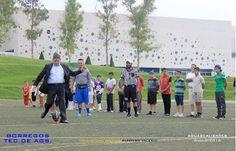 Arrancan temporada los Borregos del ITESM en la temporada 2016 de futbol americano Infantil ~ Ags Sports