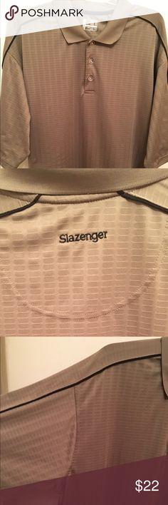 Slazenger golf shirt Worn once in excellent condition slazenger Shirts