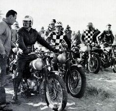 Cool old race pic.