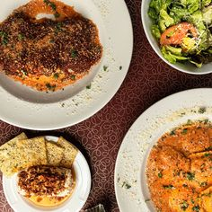 From the owners of Sisters in Thyme, Commercial Street's Café Basilico brings plates of pasta and dream-worthy goat cheese to hungry Springfield diners. Springfield Missouri, Best Dishes, Goat Cheese, Chana Masala, Cravings, Restaurants, Curry, Pasta, Meals
