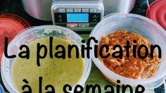 Vie de famille – Notre vie au Canada Lassi, Meal Prep, Prepping, Grains, Canada, Meals, Food, Chopped Salads, Kitchens