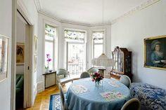 another charming Stockholm apartment « Spearmint Decor