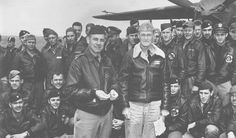 "Lt. Col. James H. ""Jimmy"" Doolittle and ""Doolittle Raiders"" Crew, Pacific Theater, 1942"
