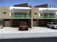casas geminadas 2 andares - Pesquisa Google