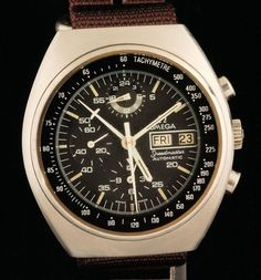 Vintage Omega Speedmaster Mens Chronograph Watch 1970's***