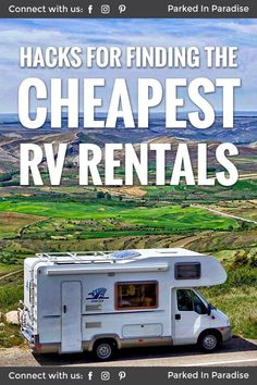 Getting an RV rental makes one of the best family vacations to national parks or nature areas. These tips and tricks will help you find the best camper or 5th wheel for your family. From the type and size to design and layout this is must read advice! It's also a good idea to try before you buy. Try out the #vanlife in a diy campervan conversion or get a big rig with a full kitchen and bathroom set up.