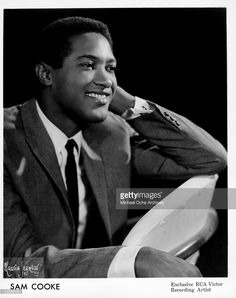 Photo of Sam Cooke Photo by Michael Ochs Archives/Getty Images African American Artist, African American History, American Artists, Music Icon, Soul Music, How To Cook Squash, American Songs, Sam Cooke, Love Sam