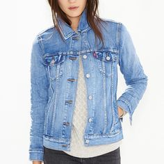 7 Best light jean jacket images  928096d31