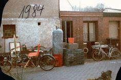 Fahrradbau Patio, Outdoor Decor, Home Decor, Bicycle, Terrace, Interior Design, Home Interiors, Decoration Home, Interior Decorating