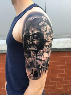 Tattoo small wolf doctor who 41 Ideas Star Wars Tattoo, Death Star Tattoo, Tatoo Star, War Tattoo, Cover Up Tattoos For Men, Rose Tattoos For Men, Sleeve Tattoos For Women, Tattoos For Guys, Tattoos Skull