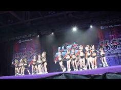 Youth 2 at US Finals | HotCheer All-Stars| Cheerleading| Pittsburgh, PA