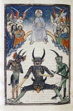 My interest in medieval demons began with my research for an entry in the Ashgate Encyclopedia of Literary and Cinematic Monsters. I have been interested in monsters in general for a long time now,...