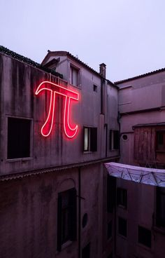 π #giantfonts The Irrational City, installation by Paolo Cesaretti & Antonella Dedini via @jubaloo_