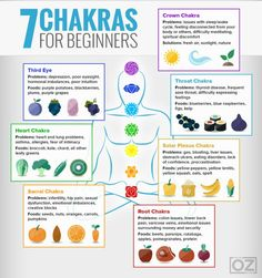 7 Chakras For Beginners (Dr. Oz)