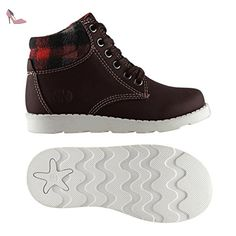 Bottines - 4562-synleaj - Bambini - Dark Chocolate - 30 - Chaussures superga (*Partner-Link)
