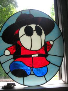 Coolest stained class ever!