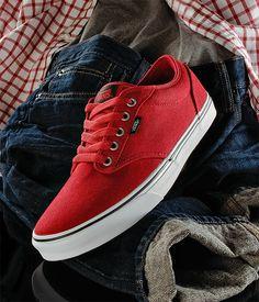 Men s Vans Casual Lace-Up Skate Shoes The Vans Attwood skate shoe fuses a  low f8035ac1c8c