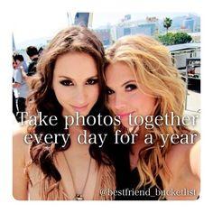 Best Friend Challenges, Best Friend Bucket List, Summer Bucket Lists, Best Friends, Day, Cute, Clothes, Image, Beautiful