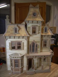 Beacon Hill finished - My First Dollhouse - The Greenleaf ...