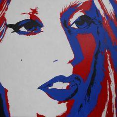 Artist Amanda Bellino The American Lady acrylic on canvas American Lady, American Women, Healing Meditation, Amanda, Buddha, Canvas, Artist, Artwork, Tela