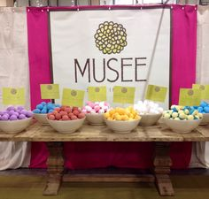 Watch for Musee Bath Balms in a store near you! Whole Foods and Halmarks  are buying Musee balls for their shops!! #soakinlife