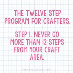 The funniest Craft memes! - A girl and a glue gun Knitting Humor, Crochet Humor, Funny Crochet, Quilting Quotes, Sewing Quotes, Scrapbook Quotes, Craft Quotes, I Love To Laugh, Scrapbook Paper Crafts