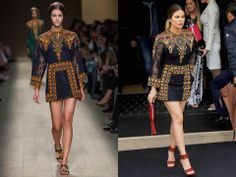 The Stylish Chic: Khloe Kardashian Speaks Style in Valentino and Stella Luna - Madame Solange