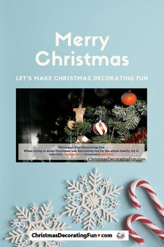 When you make Christmas decorating fun for the entire family, you will be building relationships and creating memories that will be cherished for years to come. Live Christmas Trees, How To Make Christmas Tree, Christmas Decorations For The Home, Christmas Gift Guide, Homemade Christmas, Tree Decorations, Christmas Wreaths, Country Christmas, Family Christmas
