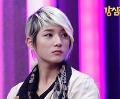 NU'EST member, Ren, shines on SBS's Strong Heart. Why are you prettier than most women