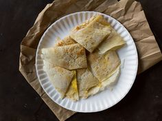 Egg and Cheese Flatbreads (Oman) | 29 Ridiculously Delicious Ways To Eat Eggs Around The World