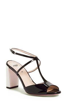 Fendi 'Beyond' T-Strap Sandal (Women) available at #Nordstrom
