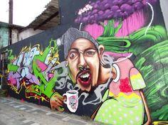 Graffiti Character - Personagem de Dario Gordon (16)