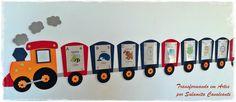 Nosso Espaço Educando: Modelos e moldes de trem para alfabetário ou numer...