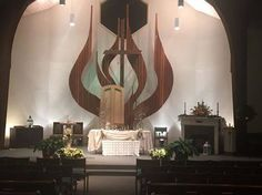 Thanks for posting this, Cathy L Stengel from Rush UMC, New York! Impressive space!