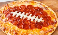 Munchdown! 13 Football-shaped Foods for the Super Bowl