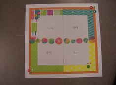 Our Get it Scrapped Page Kit using American Crafts and Pebbles for the week of 9/14/15 at The Doodlebug, Inc in Jasper, Indiana!!