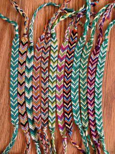Friendship bracelet from KaiwahineMaui on Etsy. Saved to Epic Wishlist. Friendship bracelet from KaiwahineMaui on Etsy. Saved to Epic Wishlist. Yarn Bracelets, Diy Bracelets Easy, Embroidery Bracelets, Summer Bracelets, Bracelet Crafts, Ankle Bracelets, Handmade Bracelets, String Bracelets, Hippie Bracelets