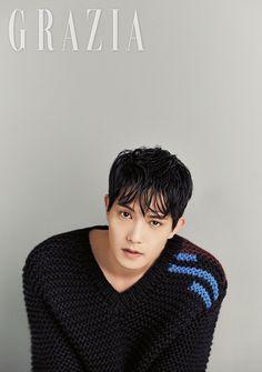 Jong Hyun   Grazia Cnblue Jonghyun, Lee Jong Hyun Cnblue, Kang Min Hyuk, Blue Lee, Cn Blue, Jung Yong Hwa, Lee Jung, My Only Love Song, Grazia Magazine