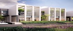 Leading real estate developer Wave Infratech comes with a brand new residential project Wave Belleville Park. It is located in Sector Noida. The project has offered 5 BHK - Villa for sale. Luxury Spa, Luxury Villa, Wave City, Real Estate Development, Facade, Swimming Pools, Mansions, House Styles, Modern