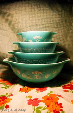 My impromptu turquoise set with dramatic lighting.
