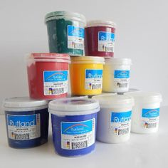 The M3 starter kit range of plastisol's is Rutland's most popular color mixing system to date. All the primary ink colors are PANTONE® licensed. Within this starter kit is 12 x QRT standard M3 Plastisol inks. This high performance, low-tack plastisol color mixing system is designed for printing on 100% cotton fabrics or alternatively, makes an excellent system for printing on poly/cotton blends when using a low-bleed underlay white.