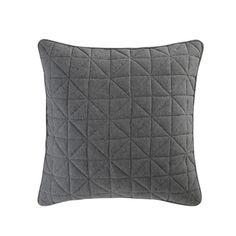 Cuscino grigio 40 x 40 cm LAHOLM