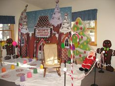 Gingerbread House Outdoor Decorations   Google Search