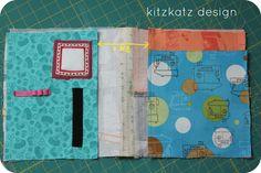 kitzkatz design: Tutorial Kreativ-Mappe