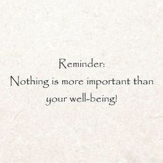 Sometimes we all need to remind ourselves of what's truly important. #makethebestofit #love #inspiration #spirituality #health #wellbeing #serenity #good #quote #quoteoftheday